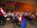 Der Musikverein spielte zwischendurch und nach dem Kommers.