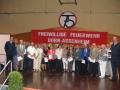 Allein 75 Personen werden für langjährige Mitgliedschaft in der FF geehrt.