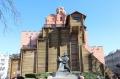 Und dem goldenen Tor.