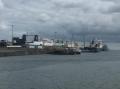 Dublin Harbor.