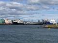Belfast Harbour.
