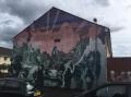 Wallpaintings Shankill Road.
