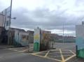 The Belfast Wall.