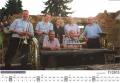 November: Tuba und Posaunen