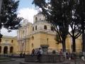 Mit Kathedrale La Merced.