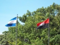 Flagge der Revolution.