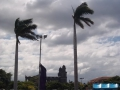 Die Kathedrale von Managua.