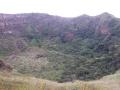 Ringsrum findet man Krater ...