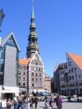 Eine der vielen Kirchen in der Altstadt.