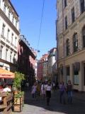 Schlendern in der Altstadt.