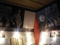Im Unabhängigkeizsmuseum.