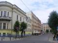 Eines der bekanntesten Jugendstilviertel in Europa.