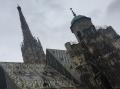 Und der Stephansdom .