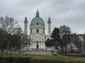 Keine Ahnung. Irgendwo in Wien.