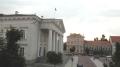 Das Rathaus mit dem ...