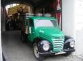 Vorbei an der alten Pilsner Urquell Brauerei.