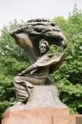 Warschau ist die Stadt von Frederic Chopin.